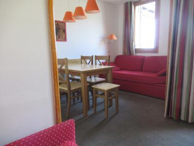 Аренда на лыжном курорте Квартира студия для 4 чел. (644) - La Résidence Béryl - La Plagne - Диван кровать