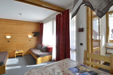 Location au ski Studio 4 personnes (339) - La Residence Beryl - La Plagne - Appartement