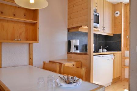 Location au ski Studio 4 personnes (541) - La Residence Beryl - La Plagne - Banquette