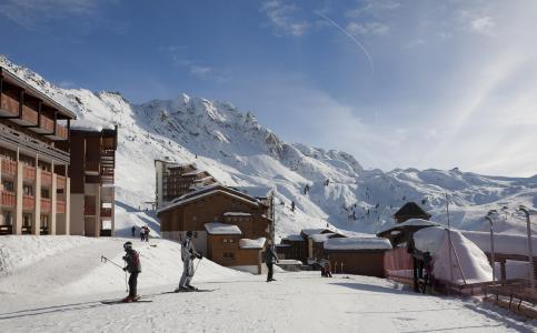 Skien met de familie La Résidence le Centaure