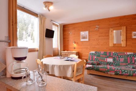 Location au ski Studio coin montagne 4 personnes (722) - La Residence Les Glaciers - La Plagne