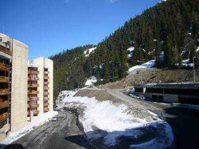 Location au ski Studio 4 personnes (526) - La Residence Les Glaciers - La Plagne