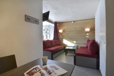 Location au ski Studio 4 personnes (703) - La Residence Les Glaciers - La Plagne