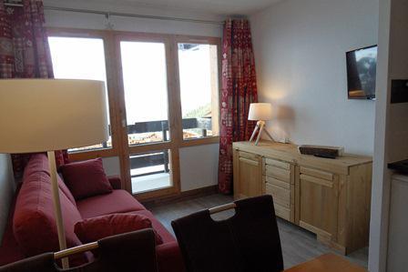 Location au ski Studio coin montagne 4 personnes (420) - La Residence Licorne - La Plagne