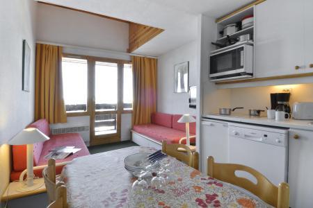 Location au ski Appartement 3 pièces 6 personnes (515) - La Residence Licorne - La Plagne - Canapé-gigogne