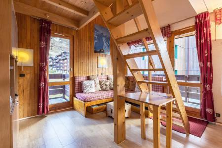 Rent in ski resort 2 room mezzanine apartment 5 people (520) - La Résidence Onyx - La Plagne