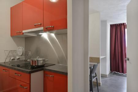 Location au ski Appartement 2 pièces 5 personnes (501) - La Residence St Jacques - La Plagne