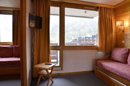 Location au ski Studio 4 personnes (83) - La Residence St Jacques - La Plagne