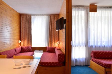 Location au ski Studio 4 personnes (318) - La Residence St Jacques - La Plagne