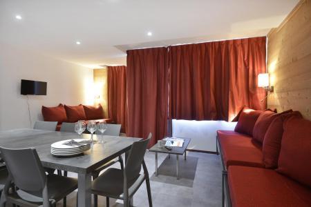 Location au ski Studio divisible 7 personnes (812) - La Residence St Jacques - La Plagne