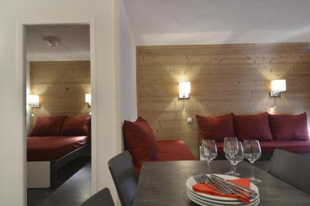 Location au ski Appartement 2 pièces 5 personnes (603) - La Residence St Jacques - La Plagne
