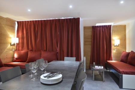 Аренда на лыжном курорте Делящаяся квартира студия для 7 чел. (716) - La Résidence St Jacques - La Plagne