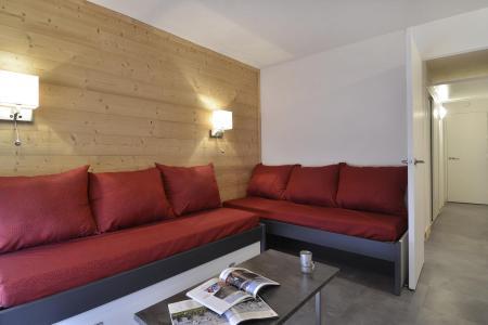 Аренда на лыжном курорте Апартаменты 2 комнат 5 чел. (801) - La Résidence St Jacques - La Plagne