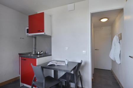 Аренда на лыжном курорте Квартира студия для 2 чел. (317) - La Résidence St Jacques - La Plagne