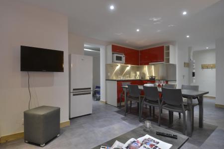 Аренда на лыжном курорте Апартаменты 4 комнат 8 чел. (703) - La Résidence St Jacques - La Plagne - апартаменты