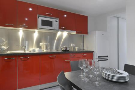 Аренда на лыжном курорте Апартаменты 5 комнат 11 чел. (513) - La Résidence St Jacques - La Plagne