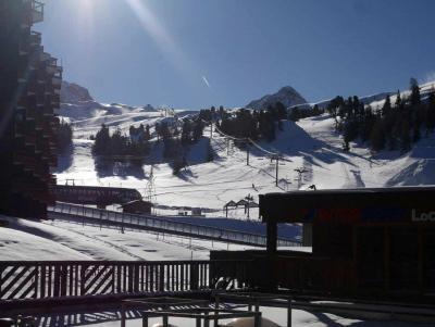 Аренда на лыжном курорте Квартира студия для 4 чел. (8) - La Résidence St Jacques - La Plagne - зимой под открытым небом