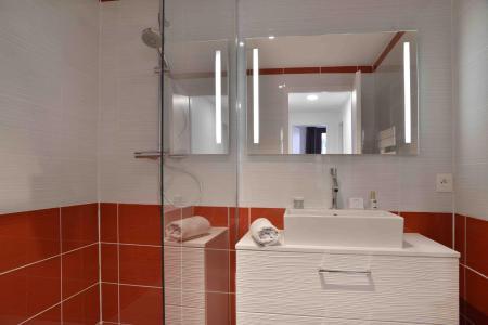 Аренда на лыжном курорте Апартаменты 6 комнат 14 чел. (409) - La Résidence St Jacques - La Plagne