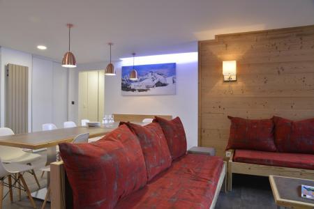 Аренда на лыжном курорте Апартаменты 5 комнат 11 чел. (202) - La Résidence St Jacques - La Plagne