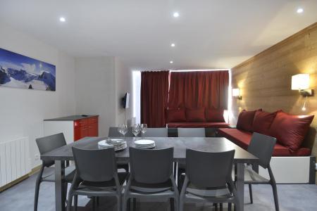 Аренда на лыжном курорте Апартаменты 4 комнат 8 чел. (809) - La Résidence St Jacques - La Plagne