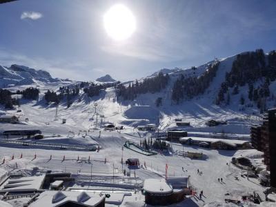 Аренда на лыжном курорте Апартаменты 4 комнат 8 чел. (703) - La Résidence St Jacques - La Plagne