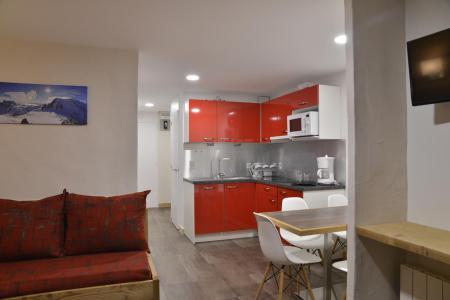 Аренда на лыжном курорте Апартаменты 2 комнат 5 чел. (605) - La Résidence St Jacques - La Plagne