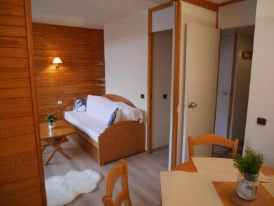 Аренда на лыжном курорте Квартира студия для 4 чел. (8) - La Résidence St Jacques - La Plagne