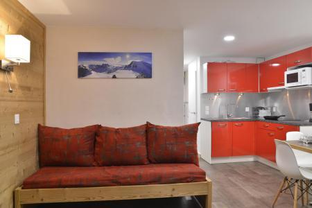 Аренда на лыжном курорте Апартаменты 2 комнат 5 чел. (705) - La Résidence St Jacques - La Plagne