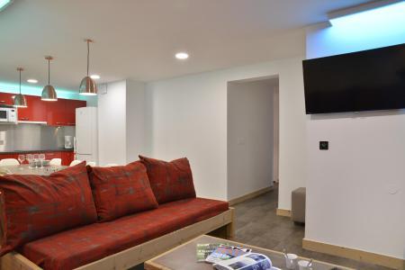 Аренда на лыжном курорте Апартаменты 5 комнат 11 чел. (417) - La Résidence St Jacques - La Plagne - Диван