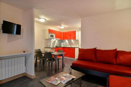 Аренда на лыжном курорте Апартаменты 2 комнат 5 чел. (709) - La Résidence St Jacques - La Plagne