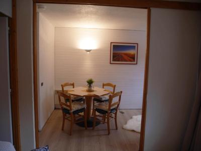 Аренда на лыжном курорте Квартира студия для 4 чел. (8) - La Résidence St Jacques - La Plagne - Стол