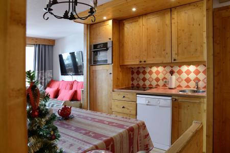 Location au ski Appartement 3 pièces 6 personnes (219) - La Residence Themis - La Plagne