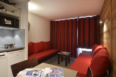 Location au ski Studio cabine 4 personnes (108) - La Residence Themis - La Plagne