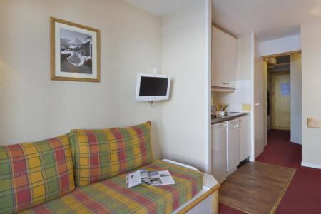 Location au ski Studio 4 personnes (02) - La Residence Themis - La Plagne