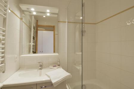 Аренда на лыжном курорте Апартаменты 2 комнат 5 чел. (422) - La Résidence Themis - La Plagne - Ванная