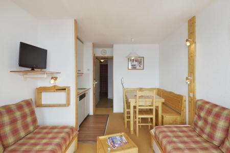 Аренда на лыжном курорте Апартаменты 2 комнат 5 чел. (422) - La Résidence Themis - La Plagne - Салон