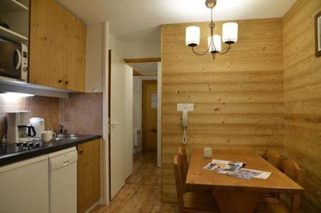 Аренда на лыжном курорте Квартира студия для 4 чел. (515) - La Résidence Themis - La Plagne