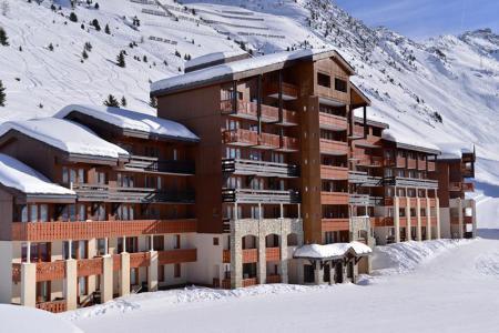 Аренда на лыжном курорте La Résidence Themis - La Plagne - зимой под открытым небом