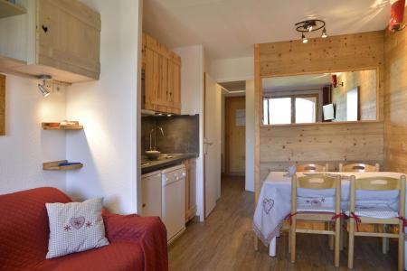 Аренда на лыжном курорте Квартира студия со спальней для 4 чел. (220) - La Résidence Themis - La Plagne