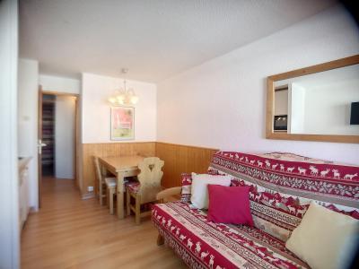 Аренда на лыжном курорте Квартира студия со спальней для 4 чел. (107) - La Résidence Themis - La Plagne