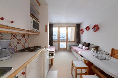 Аренда на лыжном курорте Апартаменты 2 комнат 5 чел. (123) - La Résidence Themis - La Plagne