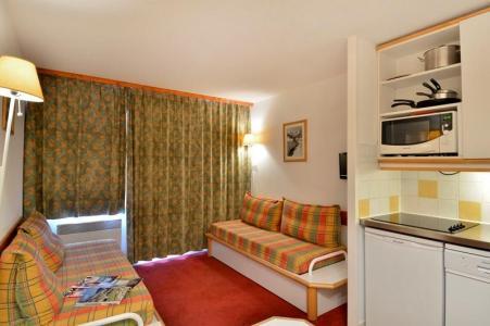 Location au ski Appartement 2 pièces 5 personnes (305) - La Residence Themis - La Plagne - Cuisine ouverte