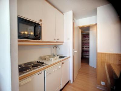 Аренда на лыжном курорте Квартира студия со спальней для 4 чел. (107) - La Résidence Themis - La Plagne - Небольш&