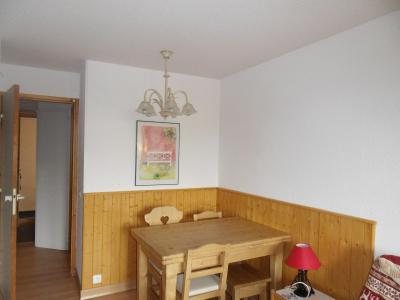 Аренда на лыжном курорте Квартира студия со спальней для 4 чел. (107) - La Résidence Themis - La Plagne - Стол
