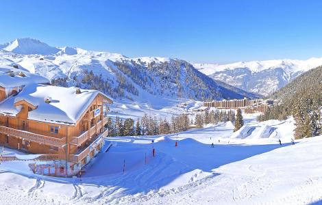 Accommodation Les Balcons de Belle Plagne