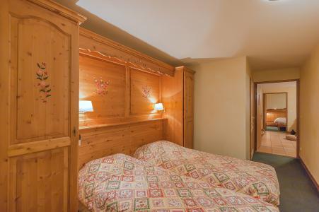 Rent in ski resort Les Balcons de Belle Plagne - La Plagne - Bedroom