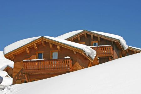 Accommodation at foot of pistes Les Chalets des Alpages