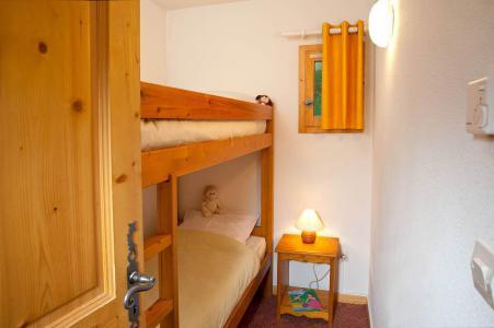 Rent in ski resort Les Chalets des Alpages - La Plagne - Bunk beds