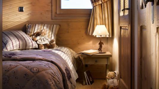 Rent in ski resort Les Granges du Soleil - La Plagne - Bedroom