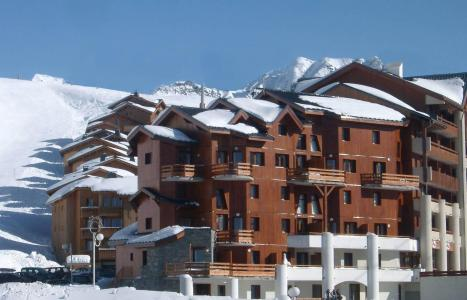 Rental La Plagne : Les Lodges des Alpages winter